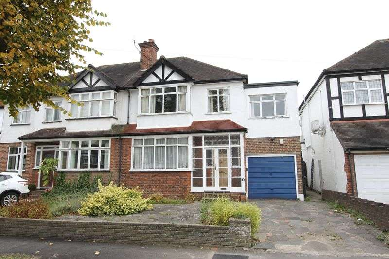 4 Bedrooms Semi Detached House for sale in Quarry Rise, Sutton