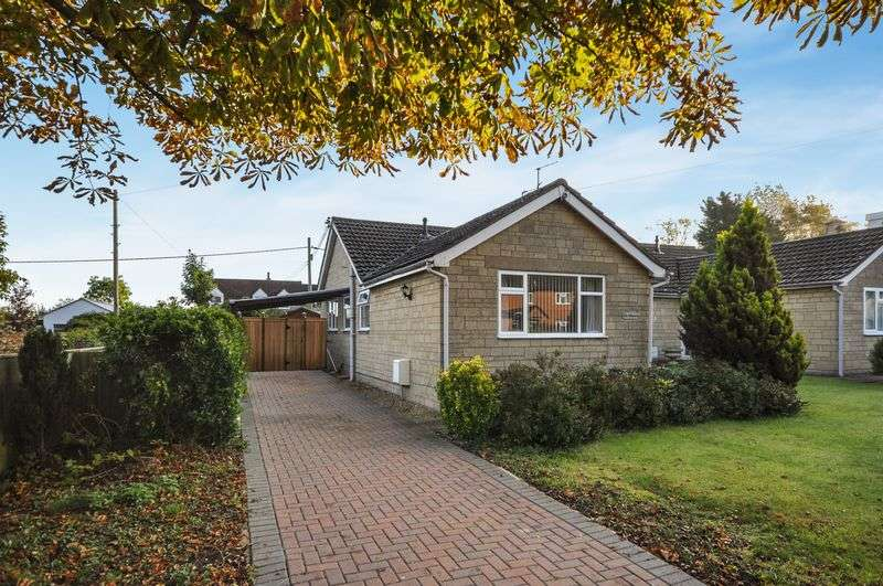 3 Bedrooms Semi Detached Bungalow for sale in Mill Lane, Upper Arncott