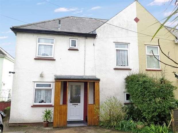 3 Bedrooms Semi Detached House for sale in Burcott Road, Wells