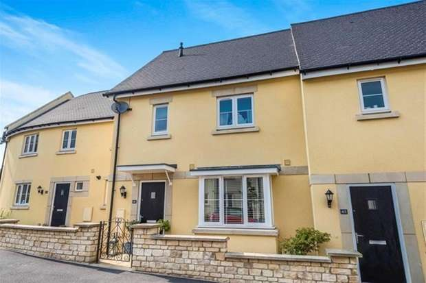 3 Bedrooms Terraced House for sale in Great Western Street, Frome