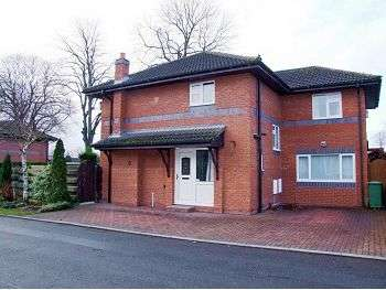 4 Bedrooms Detached House for sale in Turnberry Way, Carlisle, CA3 0QL