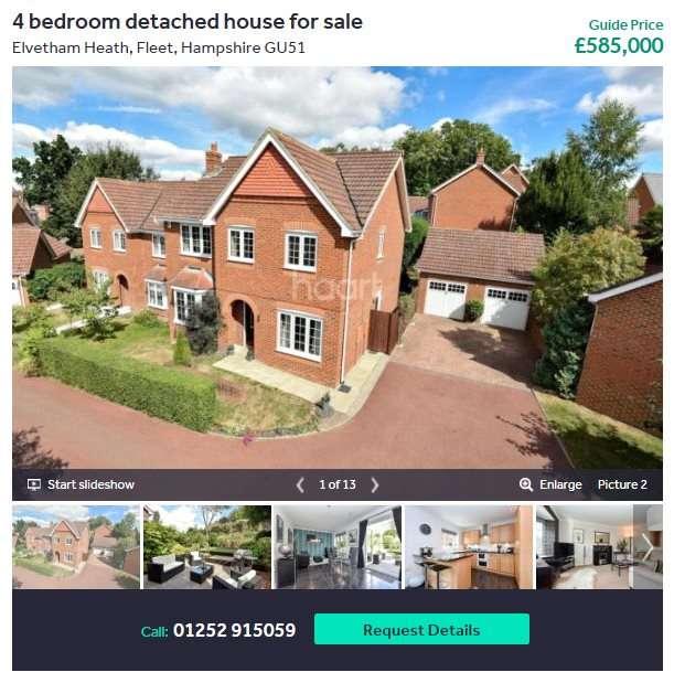 4 Bedrooms Detached House