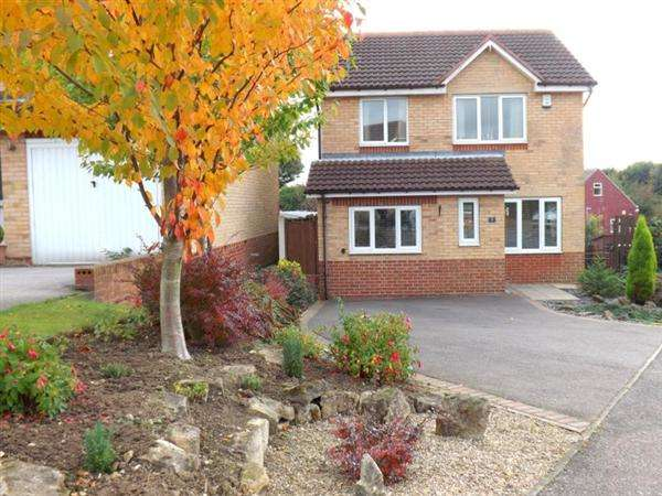 3 Bedrooms Detached House for sale in Greenside Close, Clowne, Chesterfield