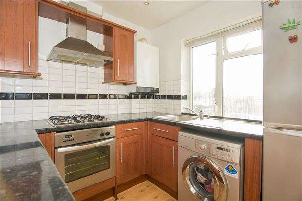 2 Bedrooms Maisonette Flat for sale in Townsend Lane, KINGSBURY, NW9 7JG