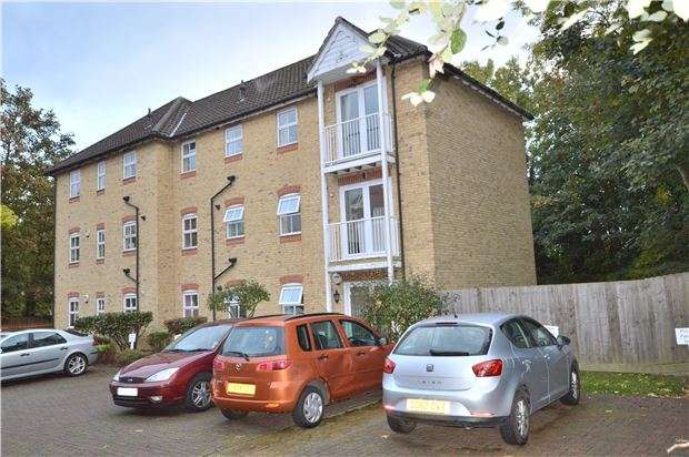 2 Bedrooms Flat for sale in The Sidings, TN13 2YD