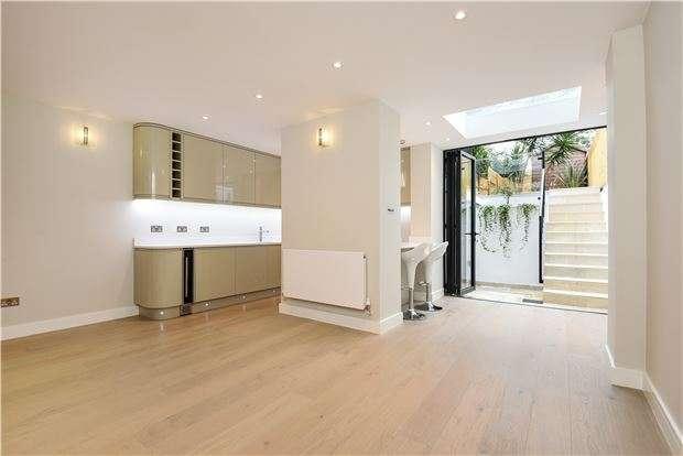 1 Bedroom Flat for sale in Fernlea Road, LONDON, SW12