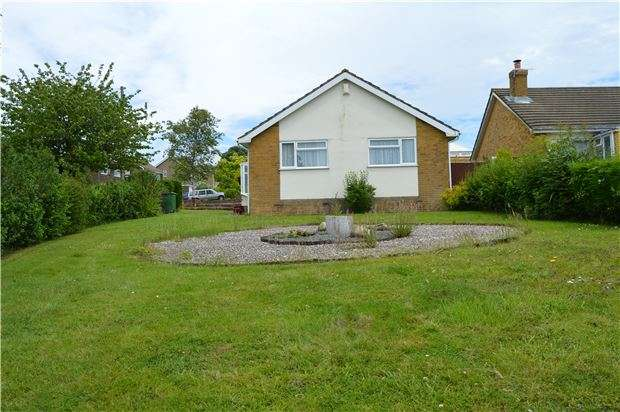 2 Bedrooms Detached Bungalow for sale in Ghyllside Avenue, HASTINGS, East Sussex, TN34