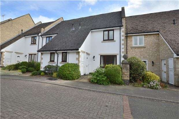 2 Bedrooms Terraced House for sale in Gilders Paddock, Bishops Cleeve, CHELTENHAM, Gloucestershire, GL52 8UJ