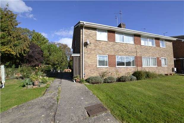 2 Bedrooms Flat for sale in Pinemount Road, Hucclecote.