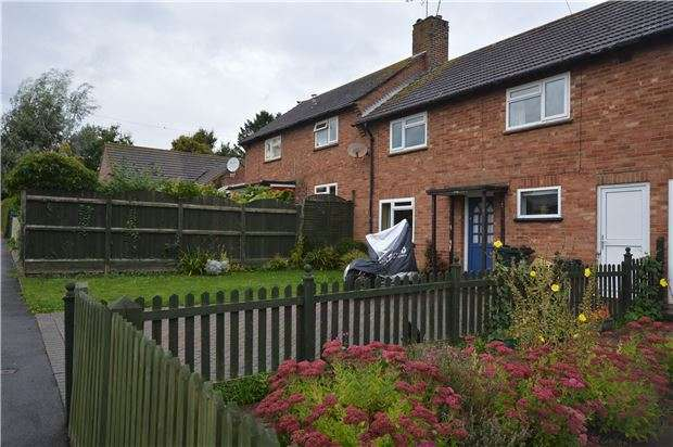 3 Bedrooms Terraced House for sale in Longdon, Tewkesbury, Glos, GL20 6AZ