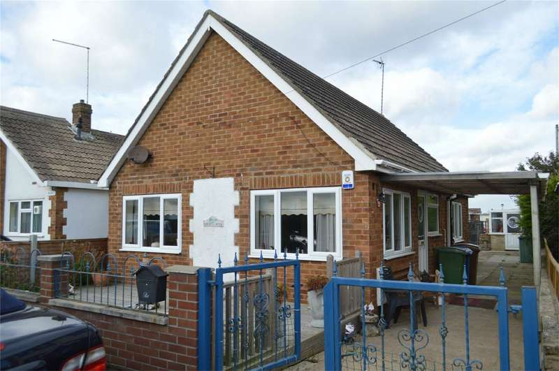 1 Bedroom Detached Bungalow for sale in Belvedere Park, Hornsea, East Riding of Yorkshire