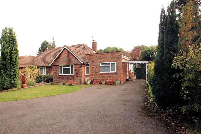 3 Bedrooms Semi Detached House for sale in Egley Road, Woking, Surrey, GU22