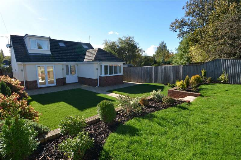 3 Bedrooms Detached Bungalow for sale in Rosemead Avenue, Pensby, Wirral