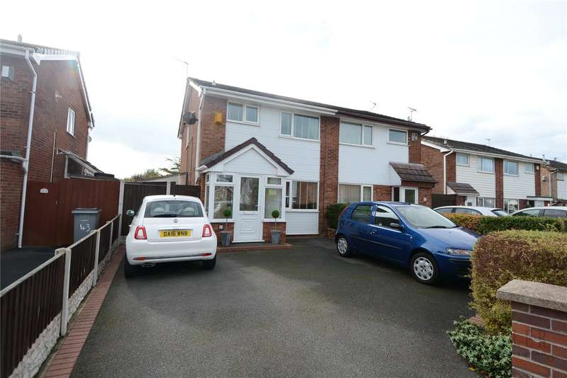 3 Bedrooms Semi Detached House for sale in Amberley Avenue, Moreton, Wirral
