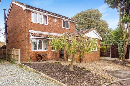 3 Bedrooms Detached House for sale in Village Croft, Euxton, Chorley, Lancashire