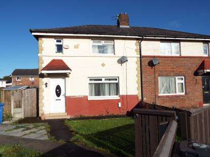 3 Bedrooms Semi Detached House for sale in West Drive, Salford, Greater Manchester