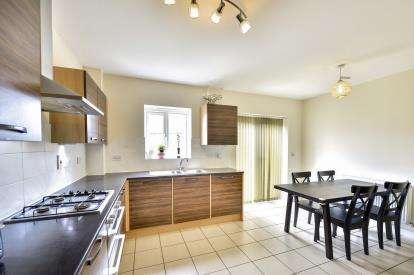 4 Bedrooms Terraced House for sale in Fonda Meadows, Oxley Park, Milton Keynes, Fonda Meadows