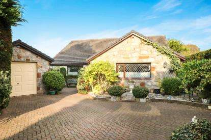 3 Bedrooms Bungalow for sale in Rhewl, Ruthin, Denbighshire, LL15