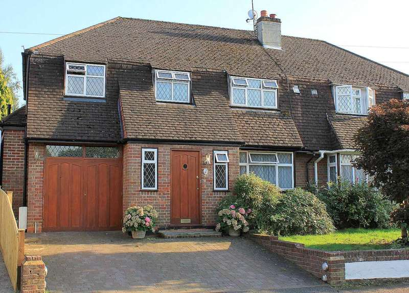 4 Bedrooms Semi Detached House for sale in Mountfield Road, Hemel Hempstead