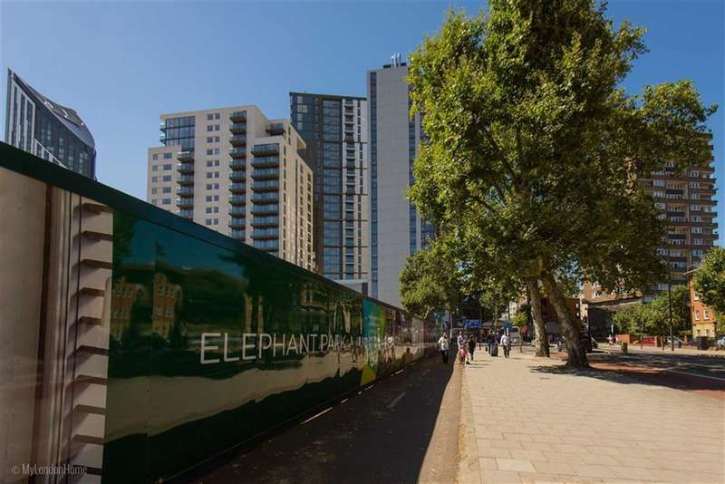 1 Bedroom Property for sale in The Highwood, Elephant And Castle, London, SE1