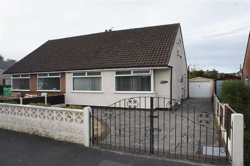 2 Bedrooms Bungalow for sale in Tensing Road, Maghull