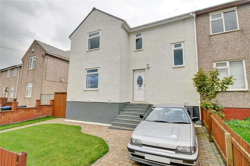 3 Bedrooms Semi Detached House for sale in Cook Avenue, Bearpark, Durham, DH7
