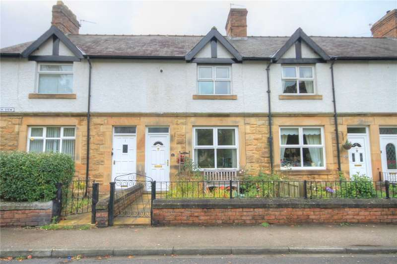 2 Bedrooms Terraced House for sale in Church View, Lanchester, Durham, DH7