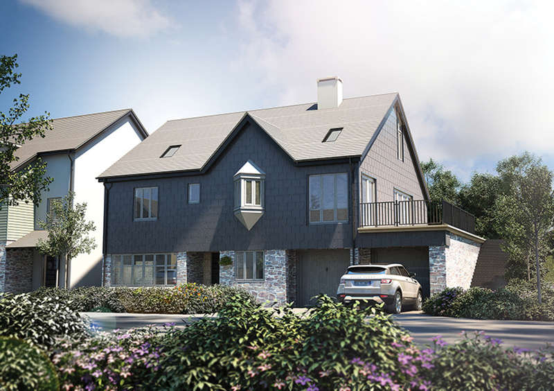 4 Bedrooms Detached House for sale in The Sanderling, Salcombe View