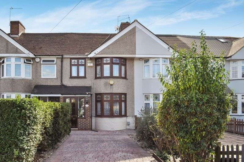 3 Bedrooms Terraced House for sale in Sherwood Park Avenue, Sidcup
