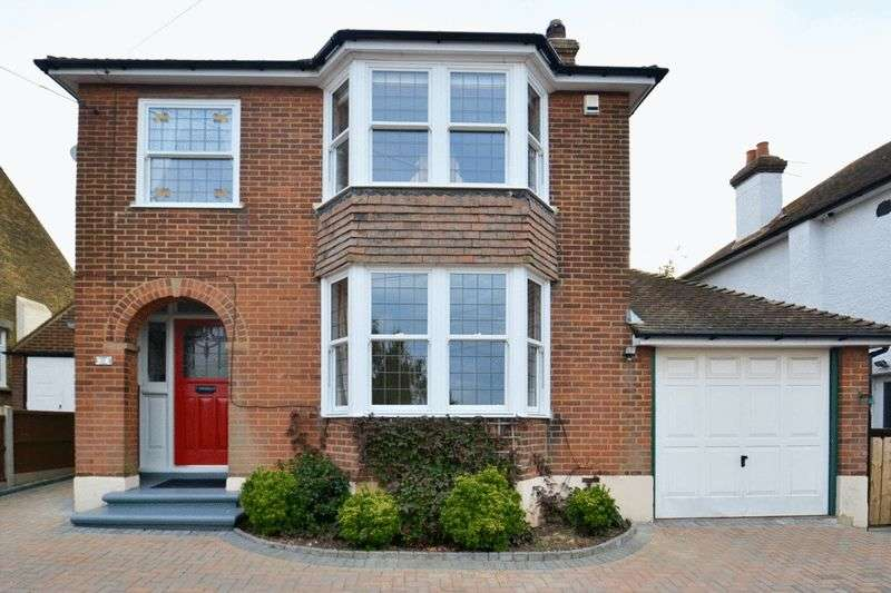 3 Bedrooms Detached House for sale in Minster Road, Minster