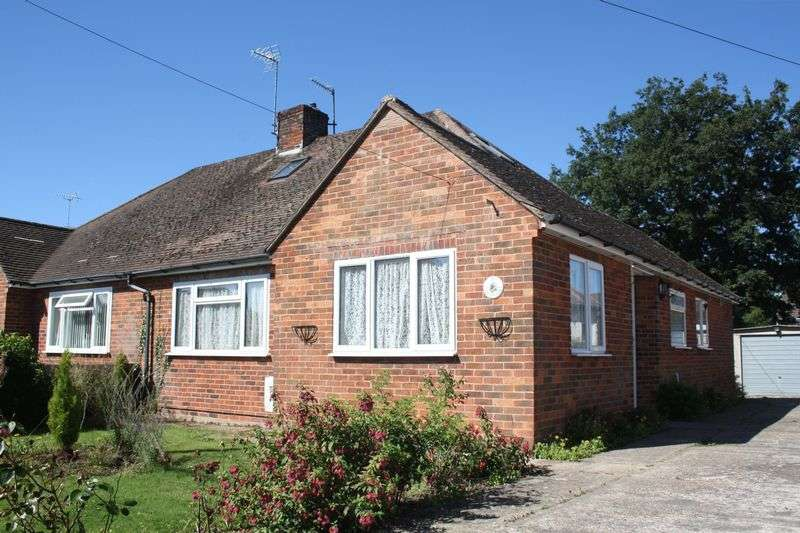 3 Bedrooms Semi Detached Bungalow for sale in St. Peters Road, Burgess Hill, West Sussex
