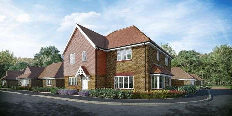 3 Bedrooms Semi Detached House for sale in The Albury, Valeside Keep, Valebridge Road, Burgess Hill