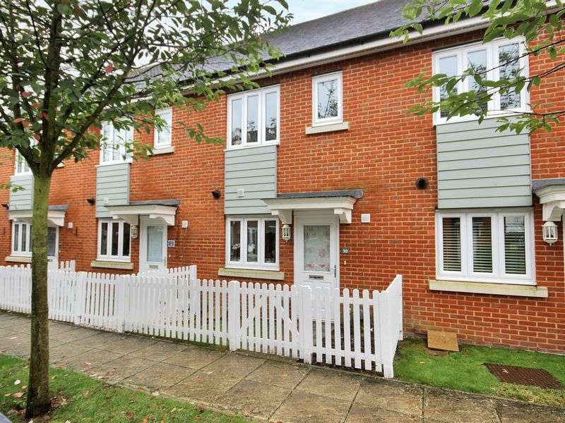 2 Bedrooms Terraced House for sale in The Moors, Redhill, Surrey