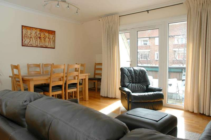 2 Bedrooms Flat for sale in Mortlake High Street, Mortlake, SW14