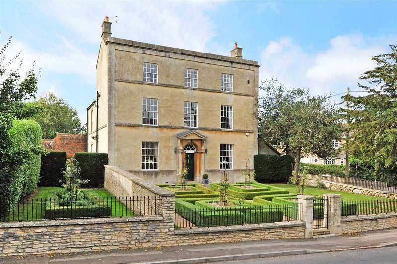 5 Bedrooms Detached House for sale in High Street, Semington, Wiltshire, BA14