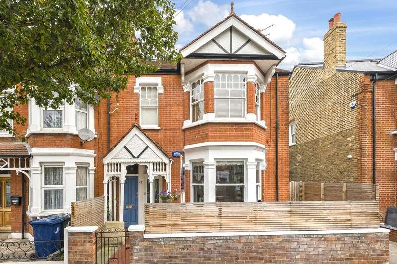 2 Bedrooms Flat for sale in Speldhurst Road, London, W4