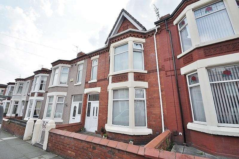 4 Bedrooms House for sale in Rice Hey Road, Wallasey