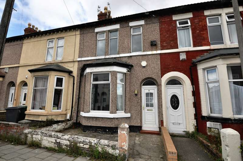 3 Bedrooms House for sale in Charlotte Road, Wallasey