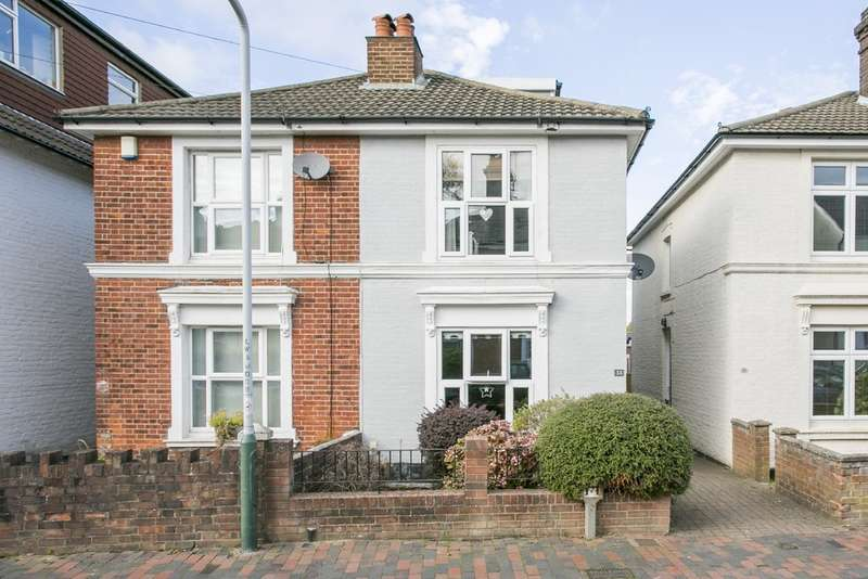 3 Bedrooms Semi Detached House for sale in Western Road, Tunbridge Wells