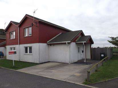 3 Bedrooms Semi Detached House for sale in Bishop Way, Bicker, Boston, Lincolnshire