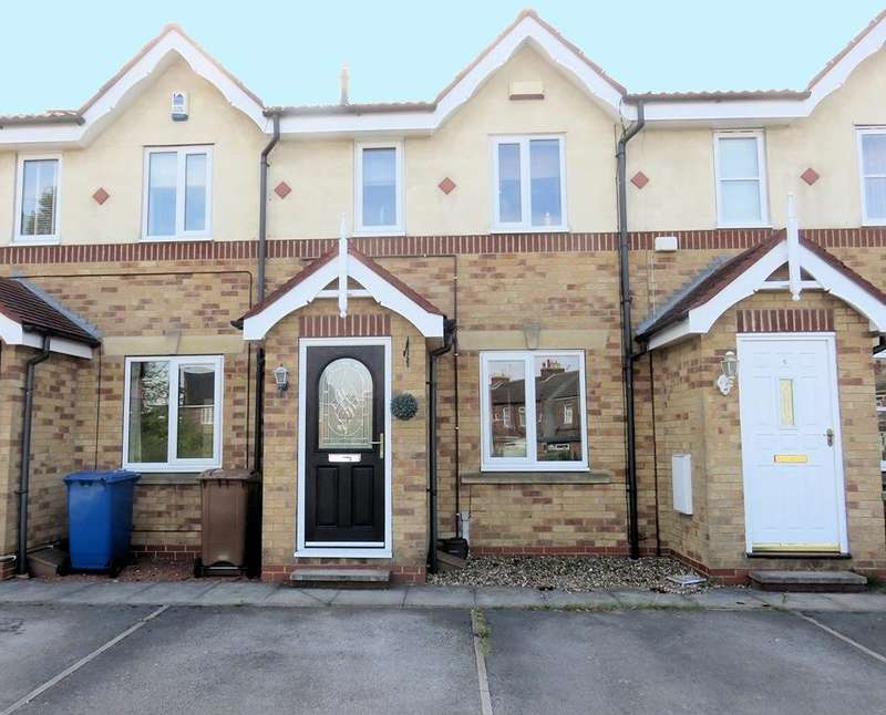 2 Bedrooms House for sale in Windmill Way, HESSLE, HU13 9QA