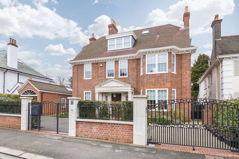 8 Bedrooms Detached House for sale in Stormont Road, N6