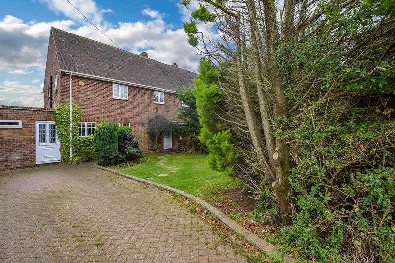 3 Bedrooms Semi Detached House for sale in Bradford Road, Toddington