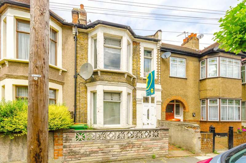 3 Bedrooms Terraced House for sale in Park Grove, Stratford, E15