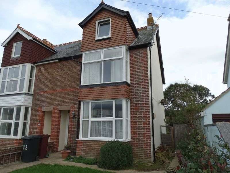 1 Bedroom Flat for sale in Manor Road, Selsey