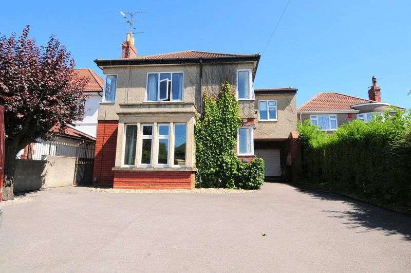 4 Bedrooms Detached House for sale in Wells Road, Bristol