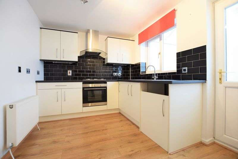 2 Bedrooms Semi Detached House for sale in Markham Rise, Chesterfield
