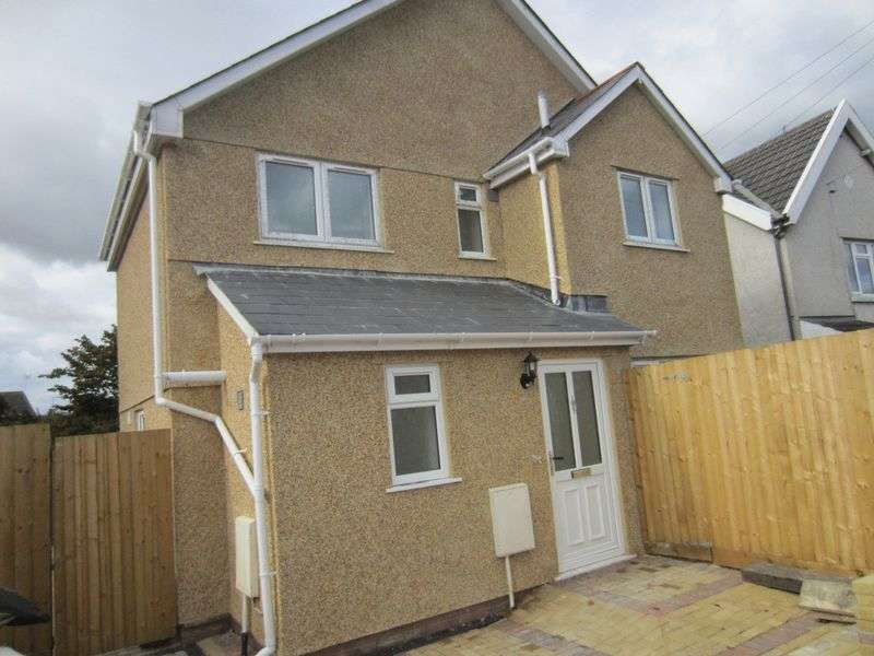 3 Bedrooms Detached House for sale in Meredith Road Tremorfa Cardiff CF24 2SW