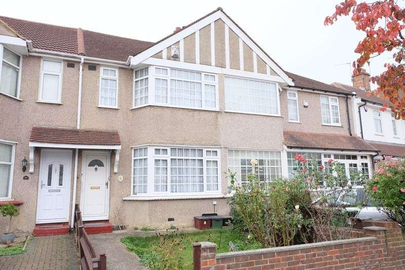 2 Bedrooms Terraced House for sale in Shirley Avenue, Bexley