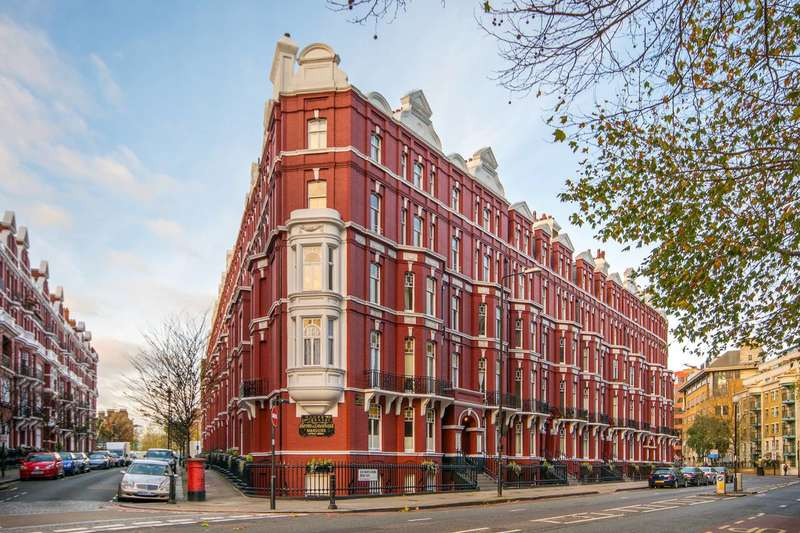 4 Bedrooms Flat for sale in Transept Street, Marylebone, NW1
